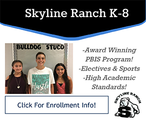Skyline Ranch K-8